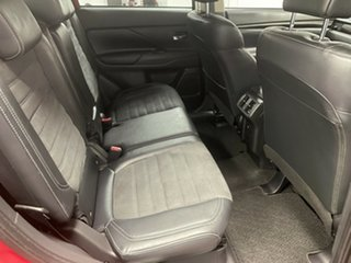 2018 Mitsubishi Outlander ZL MY18.5 LS 2WD Red 6 Speed Constant Variable Wagon