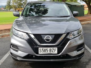2018 Nissan Qashqai J11 Series 2 ST X-tronic Grey 1 Speed Constant Variable Wagon.