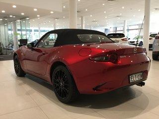 2020 Mazda MX-5 ND GT SKYACTIV-MT RS Soul Red 6 Speed Manual Roadster