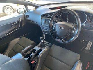 2014 Kia Pro_ceed GT White Manual Hatchback