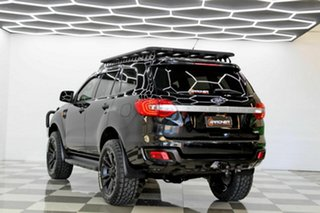 2015 Ford Everest UA Ambiente Black 6 Speed Automatic SUV