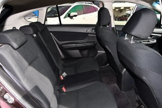 2013 Subaru Impreza G4 MY13 2.0i-L Lineartronic AWD Deep Cherry 6 Speed Constant Variable Hatchback
