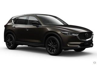 2021 Mazda CX-5 KF4WLA GT SKYACTIV-Drive i-ACTIV AWD SP Bronze 6 Speed Sports Automatic Wagon