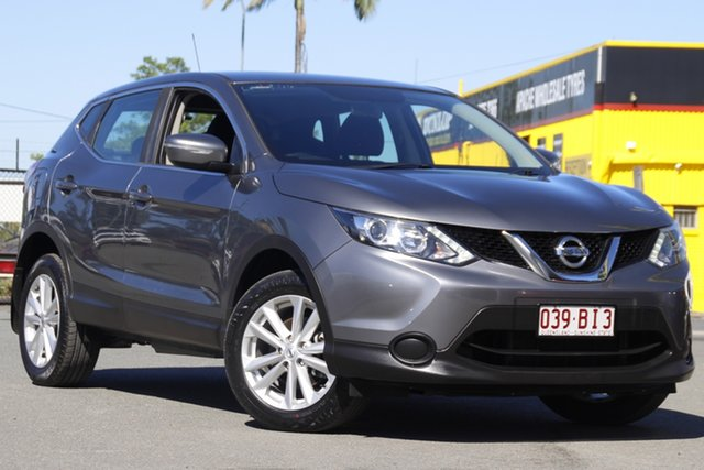 Used Nissan Qashqai J11 ST Rocklea, 2014 Nissan Qashqai J11 ST Platinum 6 Speed Manual Wagon