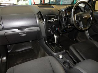 2012 Isuzu D-MAX TF MY12 SX (4x4) White 5 Speed Automatic Space Cab Chassis.