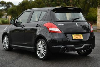 2012 Suzuki Swift FZ Sport Black 6 Speed Manual Hatchback