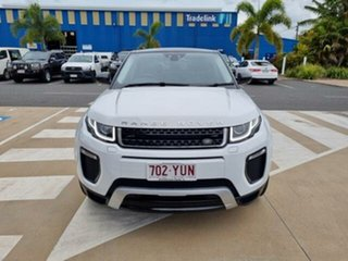 2019 Land Rover Range Rover Evoque L551 MY20.5 SE White 9 Speed Sports Automatic Wagon