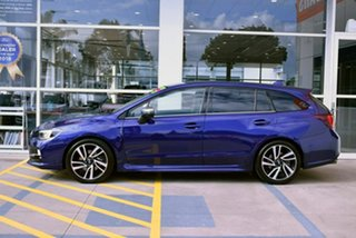 2016 Subaru Levorg V1 MY17 2.0 GT-S CVT AWD Blue 8 Speed Constant Variable Wagon