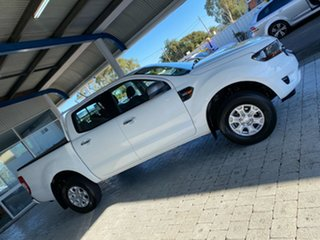 2018 Ford Ranger XLS White Sports Automatic Double Cab Pick Up