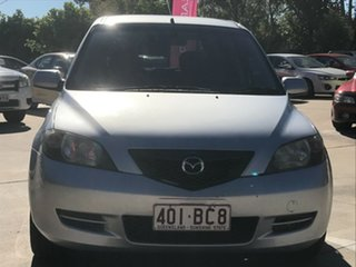 2003 Mazda 2 DY Neo Silver 4 Speed Automatic Hatchback