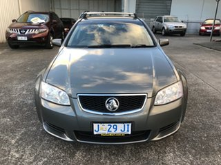 2011 Holden Commodore VE II Omega Sportwagon Grey 6 Speed Sports Automatic Wagon