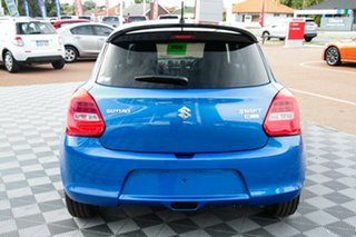 2021 Suzuki Swift AZ Series II 100 Year Anniversary Edition Speedy Blue 1 Speed Constant Variable.