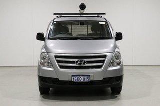 2017 Hyundai iLOAD TQ Series II (TQ3) UPG Grey 5 Speed Automatic Van.