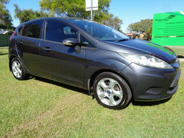 Used Ford Fiesta WQ LX Kippa-Ring, 2008 Ford Fiesta WQ LX Grey 5 Speed Manual Hatchback
