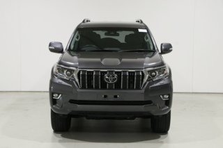 2019 Toyota Landcruiser GDJ150R MY18 Prado GXL (prem Int) (4x4) Graphite 6 Speed Automatic Wagon.