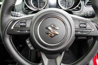 2021 Suzuki Swift AZ Series II 100 Year Anniversary Edition Burn Red 1 Speed Constant Variable