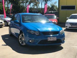 2009 Ford Falcon FG XR6 Blue 5 Speed Sports Automatic Sedan.