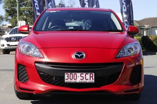 2012 Mazda 3 BL10F2 MY13 Neo Activematic Velocity Red 5 Speed Sports Automatic Hatchback