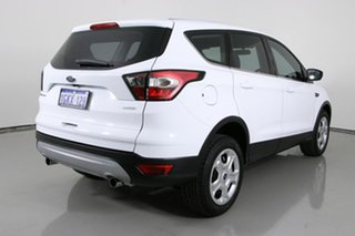 2017 Ford Escape ZG MY18 Ambiente (FWD) White 6 Speed Automatic Wagon