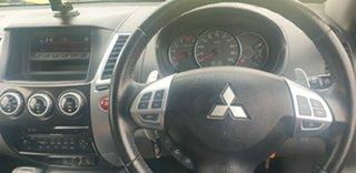2012 Mitsubishi Challenger PB (KG) MY13 2WD Silver 5 Speed Sports Automatic Wagon