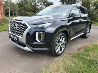 2021 Hyundai Palisade LX2.V1 Highlander Blue Sports Automatic Wagon