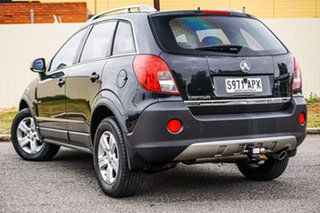 2012 Holden Captiva CG Series II MY12 5 Black 6 Speed Sports Automatic Wagon.