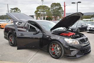 2017 Holden Special Vehicles Maloo Gen-F2 MY17 GTS R Black 6 Speed Manual Utility.