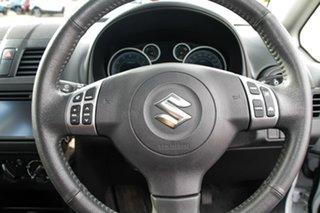 2014 Suzuki SX4 GYA MY13 Crossover Navigator White 6 Speed Constant Variable Hatchback