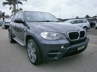 2012 BMW X5 E70 MY12 xDrive30d Steptronic Grey 8 Speed Sports Automatic Wagon.