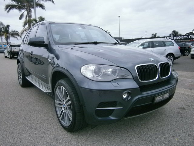 Used BMW X5 E70 MY12 xDrive30d Steptronic Cheltenham, 2012 BMW X5 E70 MY12 xDrive30d Steptronic Grey 8 Speed Sports Automatic Wagon