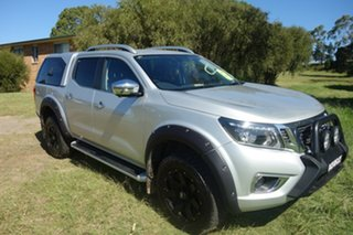 2019 Nissan Navara D23 S4 MY19 ST-X Silver 7 Speed Sports Automatic Utility