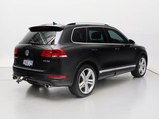 2013 Volkswagen Touareg 7P MY13.5 V8 TDI R-Line Black 8 Speed Automatic Wagon