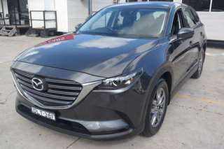 2016 Mazda CX-9 TC Touring SKYACTIV-Drive Grey 6 Speed Sports Automatic Wagon.