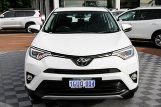 2018 Toyota RAV4 ASA44R GX AWD White 6 Speed Sports Automatic Wagon