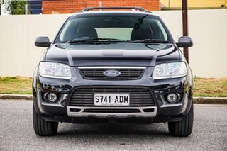 2009 Ford Territory SY MkII TS AWD Black 6 Speed Sports Automatic Wagon