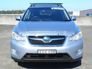 2013 Subaru XV G4X MY14 2.0i-L Lineartronic AWD Silver 6 Speed Constant Variable Wagon
