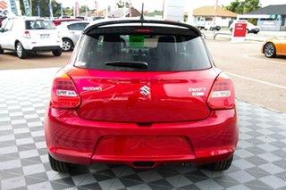 2021 Suzuki Swift AZ Series II 100 Year Anniversary Edition Burn Red 1 Speed Constant Variable.