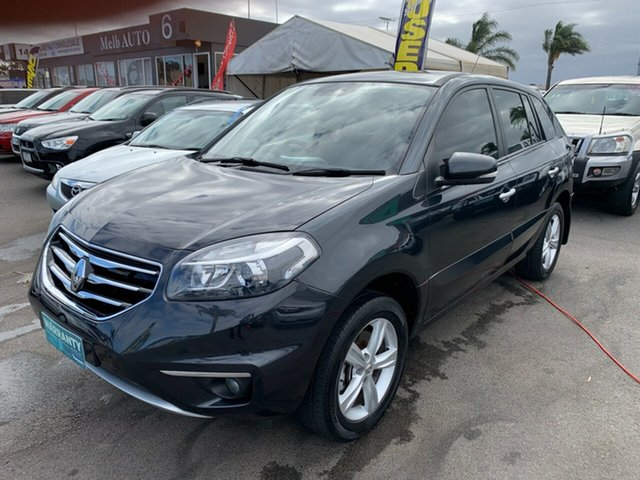 Used Renault Koleos H45 Phase II Expression (4x2) Cheltenham, 2012 Renault Koleos H45 Phase II Expression (4x2) Blue Continuous Variable Wagon