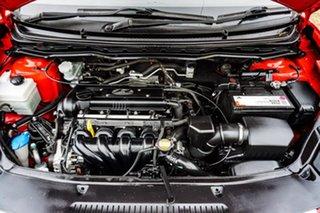 2011 Hyundai i20 PB MY11 Elite Red 5 Speed Manual Hatchback