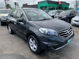 2012 Renault Koleos H45 Phase II Expression (4x2) Blue Continuous Variable Wagon.