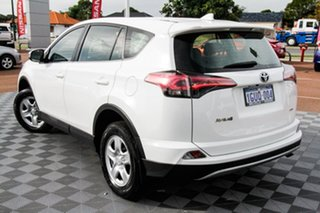 2018 Toyota RAV4 ASA44R GX AWD White 6 Speed Sports Automatic Wagon.