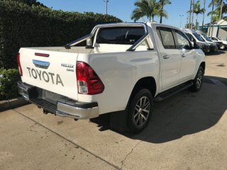 2018 Toyota Hilux GUN126R SR5 Double Cab Glacier 6 speed Automatic Utility