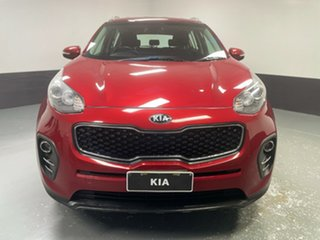 2018 Kia Sportage QL MY18 Si 2WD Red 6 Speed Sports Automatic Wagon