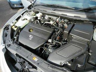 2007 Mazda 3 BK MY06 Upgrade Neo Silver 4 Speed Auto Activematic Sedan