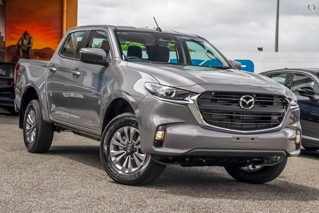 New Mazda BT-50 TFS40J XT Waitara, 2021 Mazda BT-50 TFS40J XT Grey 6 Speed Sports Automatic Utility