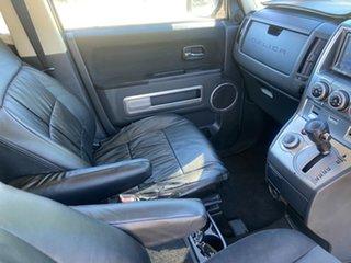 2007 Mitsubishi Delica D:5 Silver 5 Speed Auto Paddle Shift Wagon