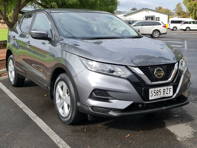Used Nissan Qashqai J11 Series 2 ST X-tronic Nailsworth, 2018 Nissan Qashqai J11 Series 2 ST X-tronic Grey 1 Speed Constant Variable Wagon