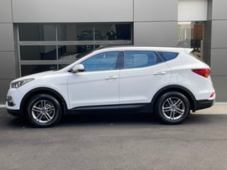 2017 Hyundai Santa Fe DM3 MY17 Active White 6 Speed Sports Automatic Wagon