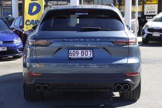 2018 Porsche Cayenne 9YA MY19 S Tiptronic Moonlight Blue 8 Speed Sports Automatic Wagon