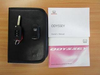 2015 Honda Odyssey RC MY15 VTi Silver 7 Speed Constant Variable Wagon